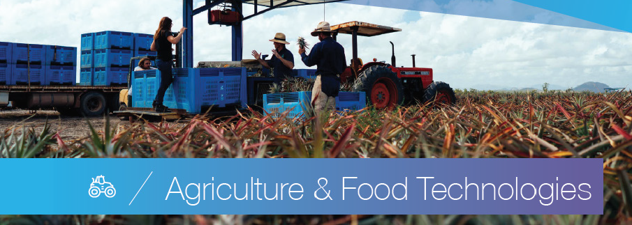 Agriculture and food technologies