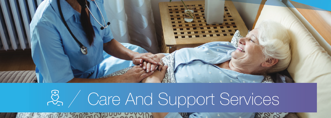 Care and support services