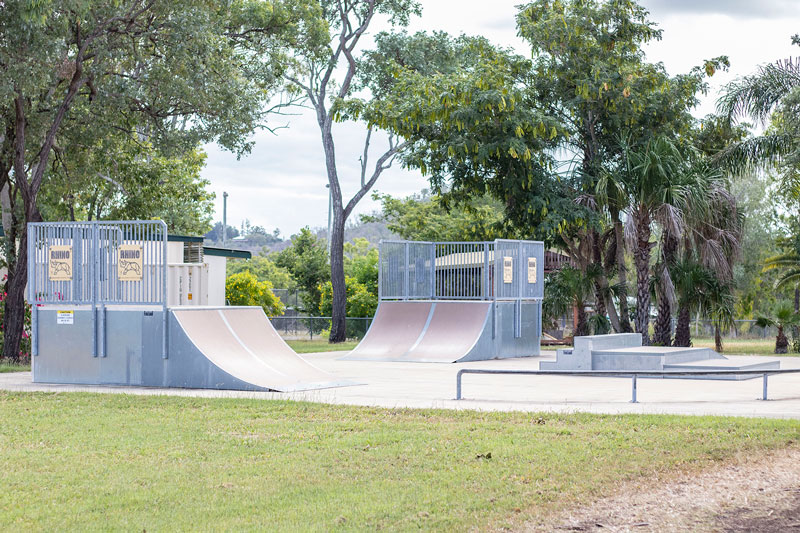 The Caves skate park
